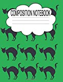 Composition Notebook: 8.5 x 11 College Ruled Journal Paper
