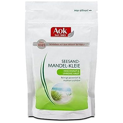 Aok Mandel-Kleie Seesand 3er