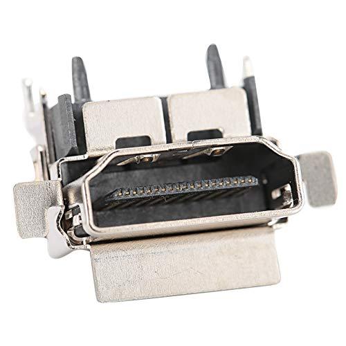 Reemplazo del conector de interfaz de conector de enchufe de puerto HDMI...