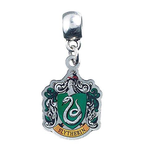 Harry Potter Charm Anhänger Slytherin Wappen Slider Schmuck
