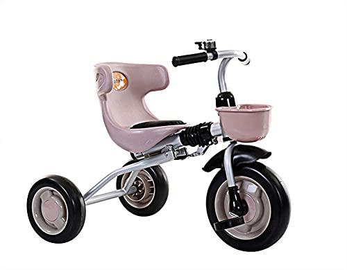 GCXLFJ Triciclo Evolutivo Toral Balance Bike Childrens Bike Snowdler/Kids Sin Pedales Ciclo Ayuntas Edades 2-6 Bicicleta