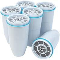 6-Count ZeroWater 5-Stage Replacement Filter (White)