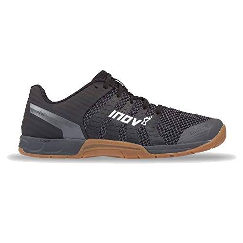 Inov-8 Women's F-Lite 260 Knit - Cross Training Shoes - Black/Gum - 10.5