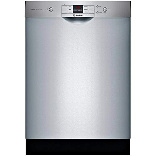 Bosch 24' 100 Series Stainless Steel Dishwasher