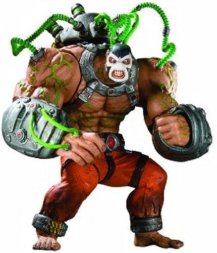 DC BATMAN ARKHAM ASYLUM Serie 2 Bane Action Figur