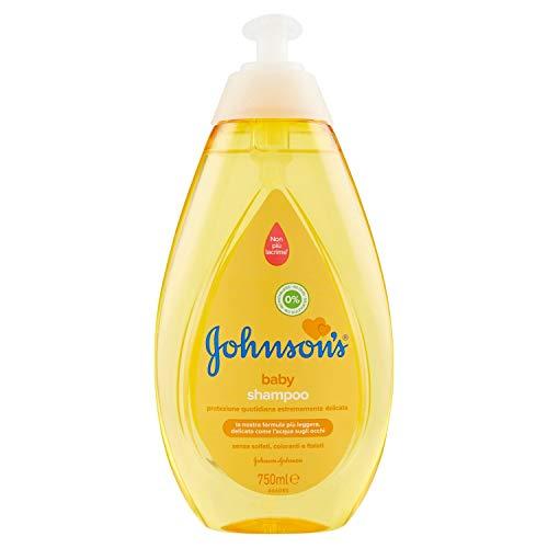 Johnson & Johnson Baby Shampoo 750 ml