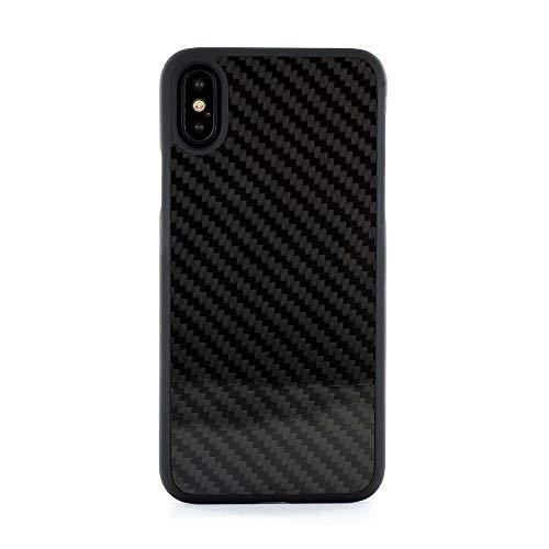 Proporta® Étui Folio pour Apple iPhone X, Résistant au Choc, Noir