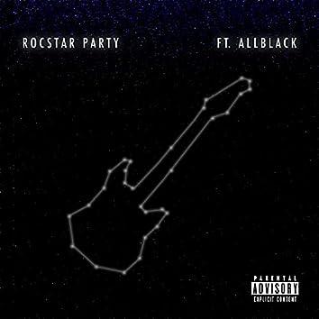 Rocstar Party (feat. ALLBLACK)