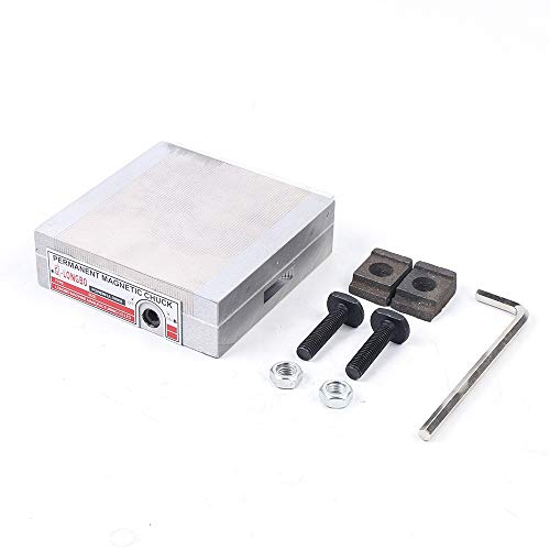 Why Should You Buy 6x6 inch Surface Grinder Permanent Magnetic Chuck for Grinding Machine