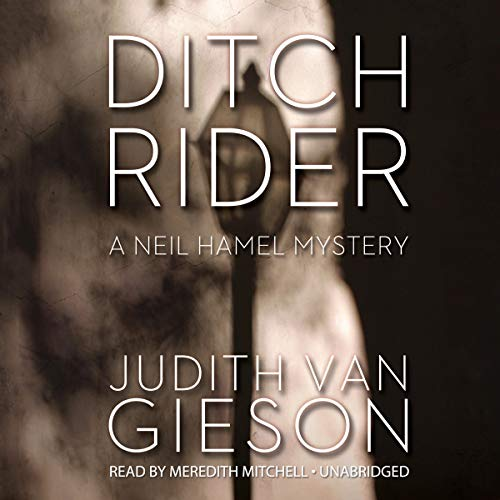 Ditch Rider audiobook cover art