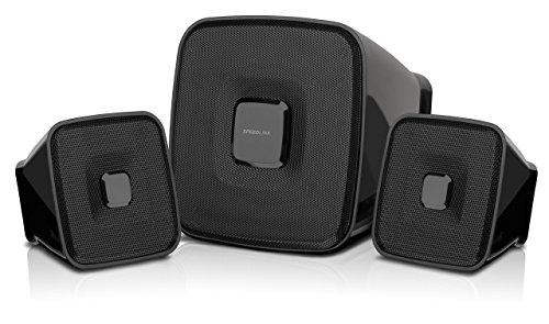 Speedlink Aktives 2.1 Lautsprechersystem - QUAINT 2.1 Subwoofer System (Generalüberholt