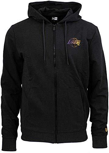 New Era NBA Gradient Wordmark Los Angeles Lakers hooded zipper