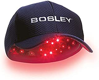 Bosley Revitalizer 96R Laser Hair Growth Therapy Cap (LLLT) - FDA Cleared, Stimulate Hair Growth, Regrow, A...