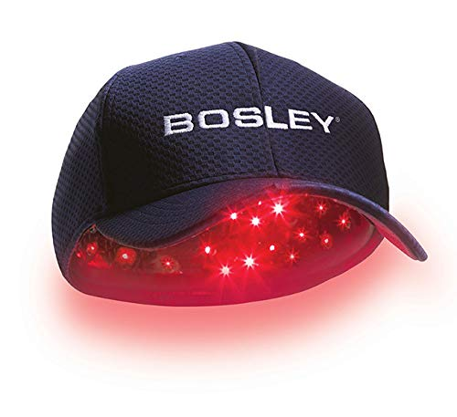 Bosley Revitalizer 96XL Laser Hair Growth Therapy Cap (LLLT) - FDA Cleared, Stimulate Hair Growth, Regrow, Add Density, Get Thicker, Fuller Hair - Advanced Hair Loss Therapy Treatment