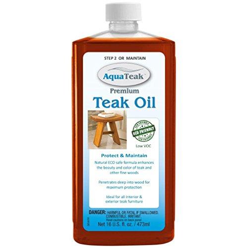 Best Teak Oil For Patio Furniture