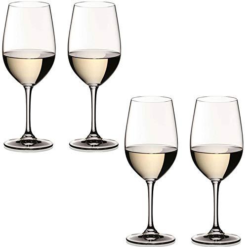 Universal-Glas für Rot- und Weißwein - 4 Stück Vinum Riedel