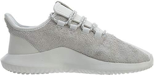 adidas Tubular Shadow Mens in Crystal White/Running White, 10