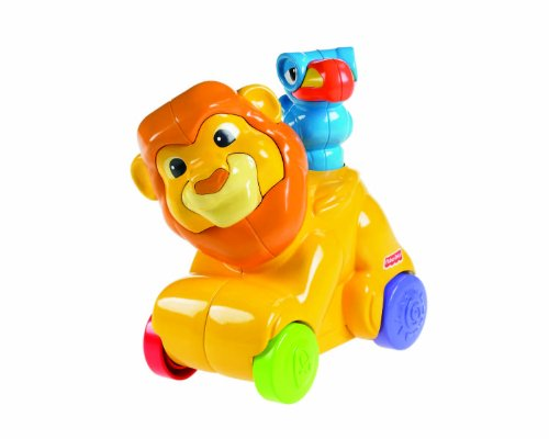 Fisher-Price Figurine Roulante Disney Mufasa