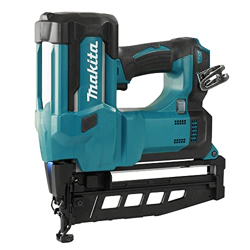 Makita DBN600Z Powered Nailer 64 mm 18 V Battery, Without Charger, Colour, Size