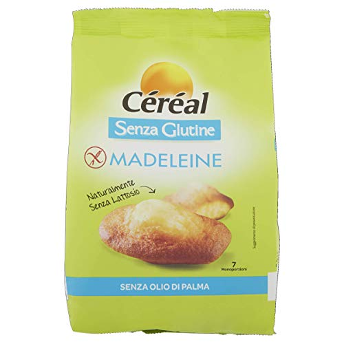 Céréal Madeleine Senza Glutine, 200g