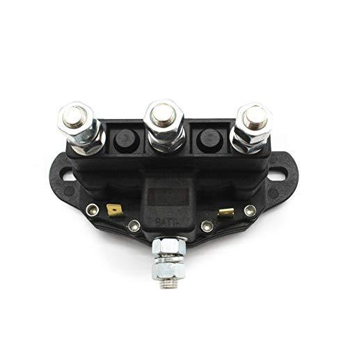 Daojun Ajuste for el 100% Nueva Prima Styling Quality Car 12 V Relay Torno Motor Reversible Interruptor de solenoide