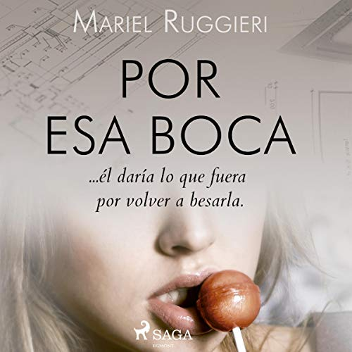 Por esa boca  By  cover art