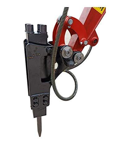 HZC Power HSH5000-N - Martillo hidráulico para HZC Power Minibagger