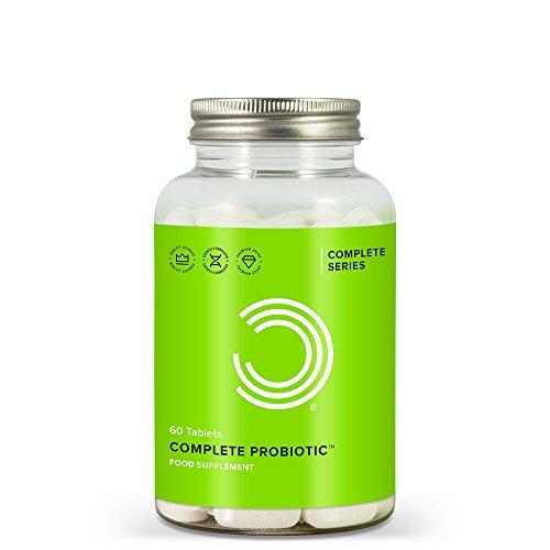 BULK POWDERS Complete Probiotic Capsules, Pack of 60