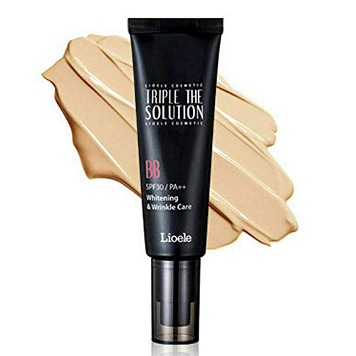 [Lioele]Triple+The+Solution+BB+Cream+SPF30+PA++50ml+Foundation