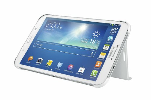 Samsung Buchdesign Tasche für Tablet 20,3 cm (8 Zoll) weiß