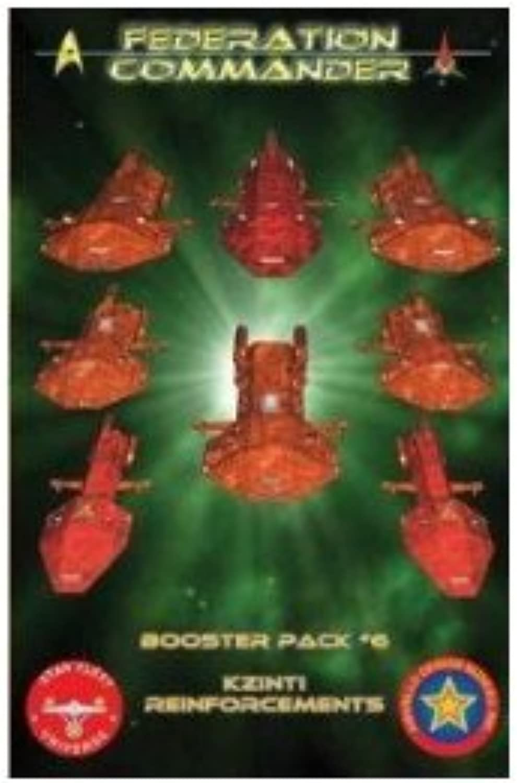 Federation Commander Booster 6 ADB 4206