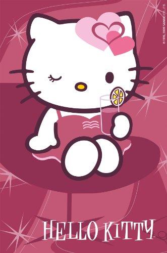 Ravensburger - 09451 - Mini-Puzzle - Enfant - Hello Kitty - 54 pieces
