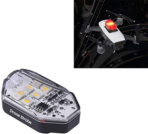 Linghuang LED Blitzlicht für DJI Mavic 2 / Zoom / Mavic Air / Xiaomi FIMI SE X8 Drohnen Nachtlicht Warnlampe Anti-Kollisions Strobe Light für Drohnen