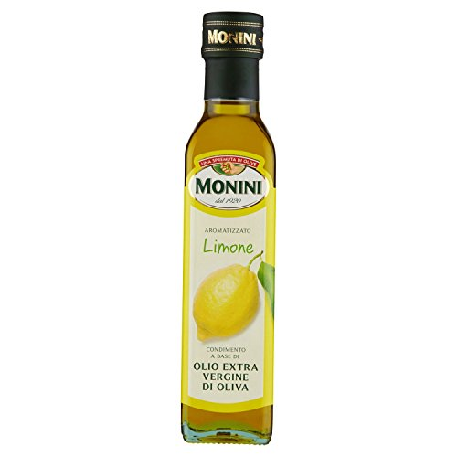 Monini Olio Aromatizzato 250Ml Limone