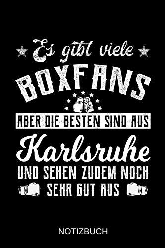 Es gibt viele Boxfans aber die besten sind aus Karlsruhe und sehen zudem noch sehr gut aus: A5 Notizbuch | Liniert 120 Seiten | Geschenk/Geschenkidee ... | Ostern | Vatertag | Muttertag | Namenstag