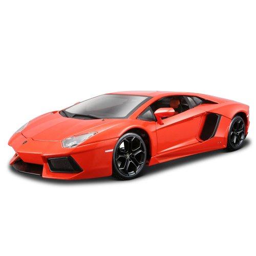 Bburago 15611033X - Lamborghini Aventador LP700-4 rotorange