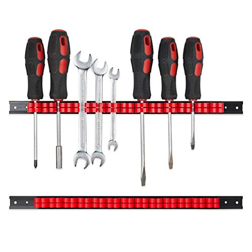 Pleasing Goods Werkzeughalter - 2 Stück - Optimale Aufbewahrung von Werkzeug - Gerätehalter inkl....