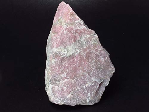 The Russian Stone - Cristal Crudo de petalita Rosa (8,6 cm)