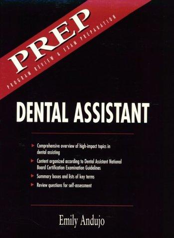 Dental Assistant (Program Review & Exam Preparation (PREP))