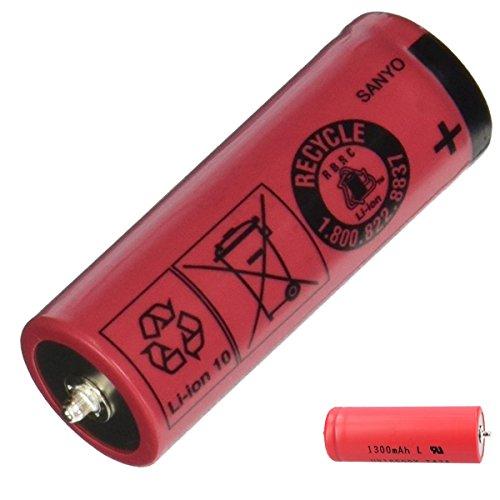 Batería 1200mAh–Afeitadora, recortadora–Braun