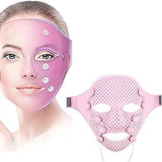 تجهیزات ماساژور زیبایی ویبره زیبایی EMS ، ماسک صورت ساز دستگاه ماسک صورت مراقبت از پوست جوان سازی ضد چروک ماساژ ماساژ صورت SPA ماسک ، درمان ضد پیری زیبایی پوست سالم