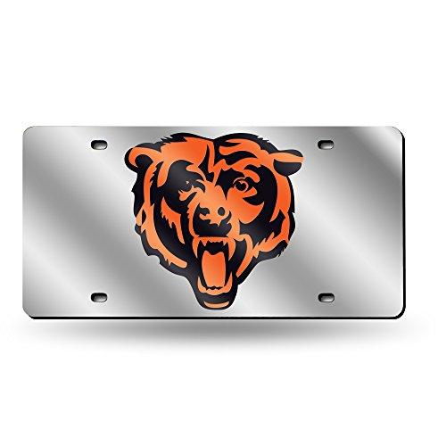 Chicago Bears Laser License Plate - 3