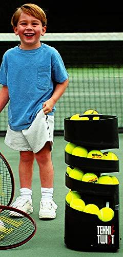 Sports Tutor Tennis Twist - Ball Tosser for Kids - Battery Powered