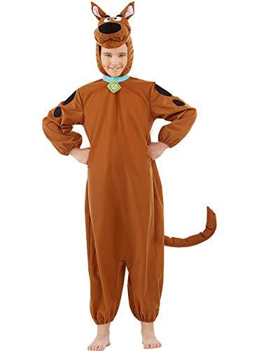 Funidelia | Disfraz de Scooby Doo Oficial para niño y niña Talla 5-6 años ▶ Scooby, Dibujos Animados
