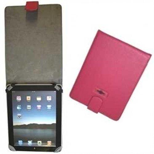 XiRRiX Premium Tablet PC PU Tasche Format vertikal passend fur Apple iPad 2 iPad Farbe pink
