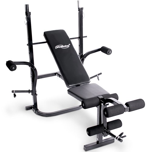 Banc de musculation pliable - Physionics