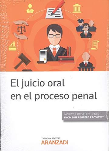 El juicio oral en el proceso penal (Papel + e-book) (Especial)