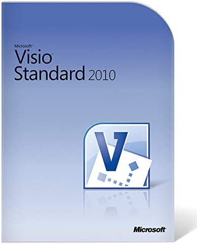 Visio Standard 2010 D86 04533 product image