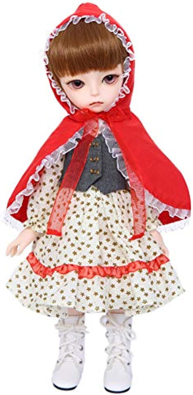 BAOTR BJD Puppe braun kurzes Haar Mode Puppe Prinzessin SD 1 6 Eine vollstndige Reihe von Joint Puppen kann Kleidung Schuhe Dekoration ndern