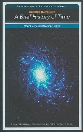 A Brief History of Time Reader's Companion (Barnes & Noble Reader's Companion Series)